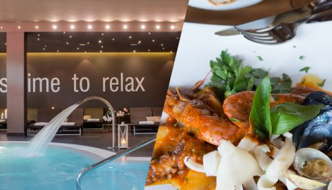 Spa Marinetta Wellness + Cena