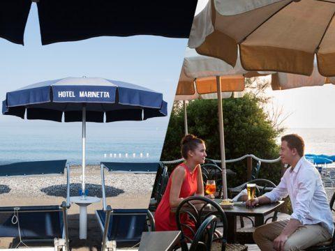 Offerta Spiaggia e Light Lunch