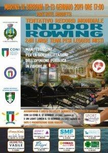 Indoor Rowing Locandina
