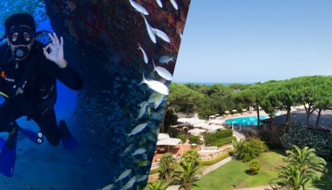 Offerta Diving Hotel Toscana Mare