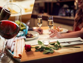 Wine Tasting Romantic Dinner